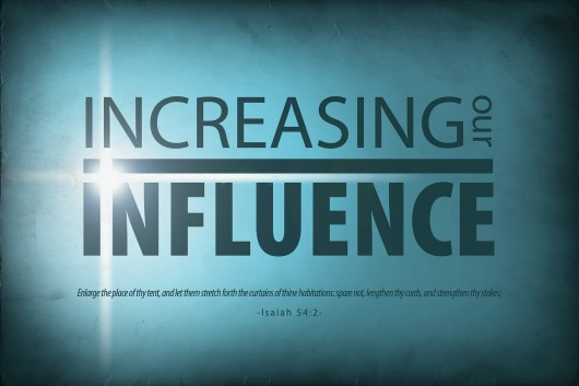 Prayer for Increased Influence