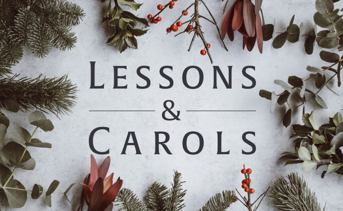"12/13/2020 | ""Lessons and Carols"""
