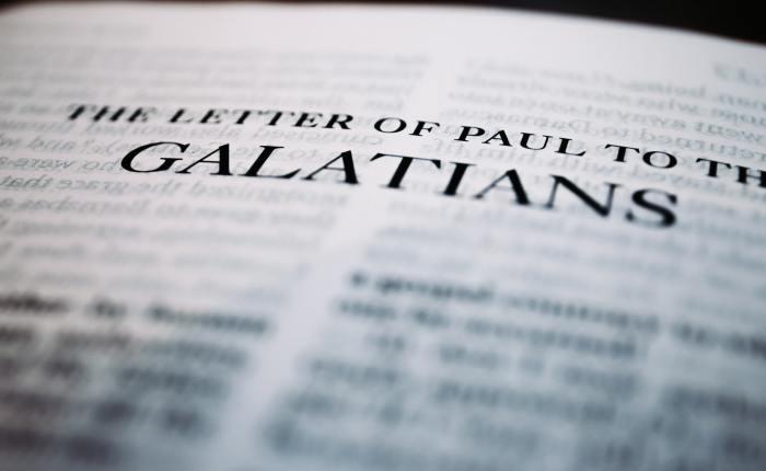 Men's Bible Study –Galatians