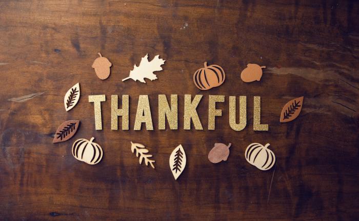 Gospel Thankfulness